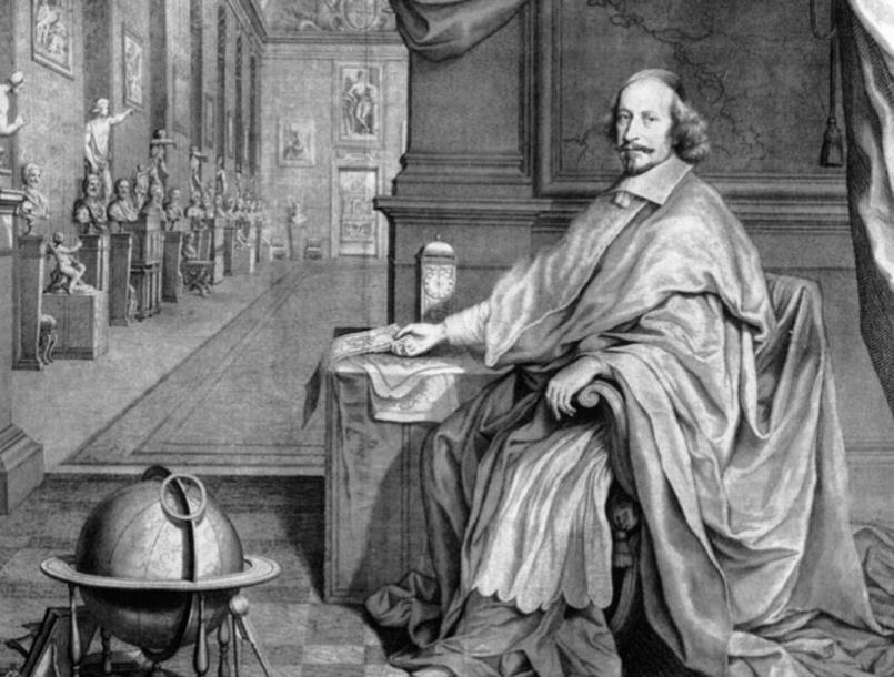 Cardenal Mazarino Beerspolitics