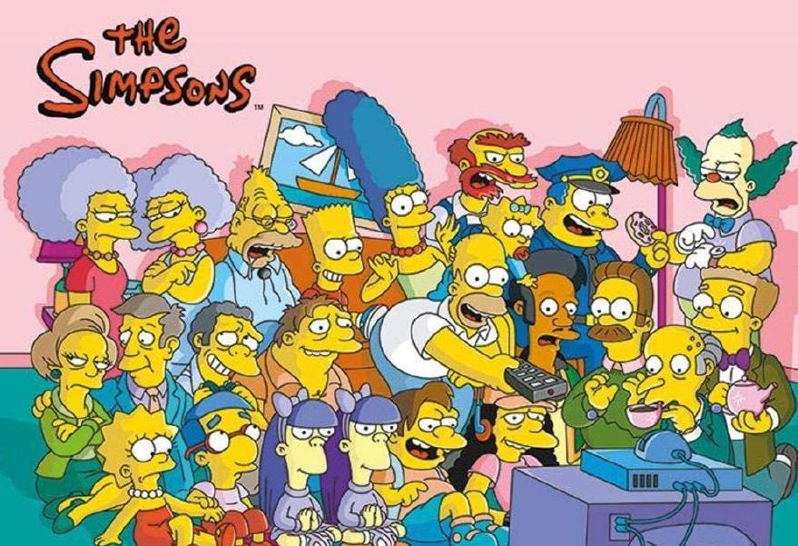 Los Simpson y los arquetipos al servicio de la sátira - Beers&Politics